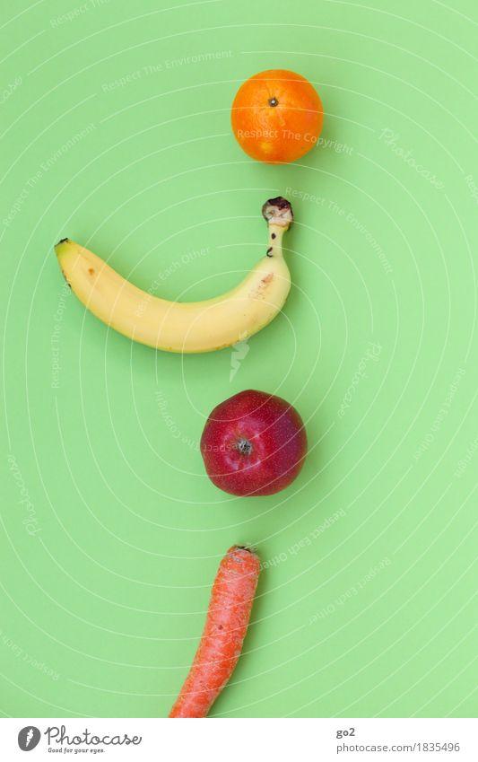 Total Banane Gesunde Ernährung Essen natürlich Gesundheit Lebensmittel Frucht frisch Orange lecker Bioprodukte Frühstück Apfel Vegetarische Ernährung Diät