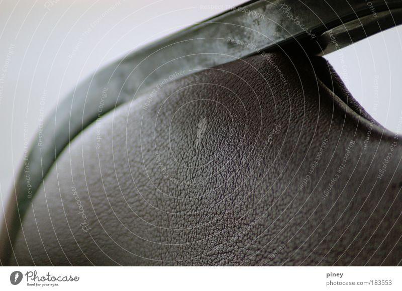 Erholung elegant Stuhl Idee Identität Möbel Makroaufnahme