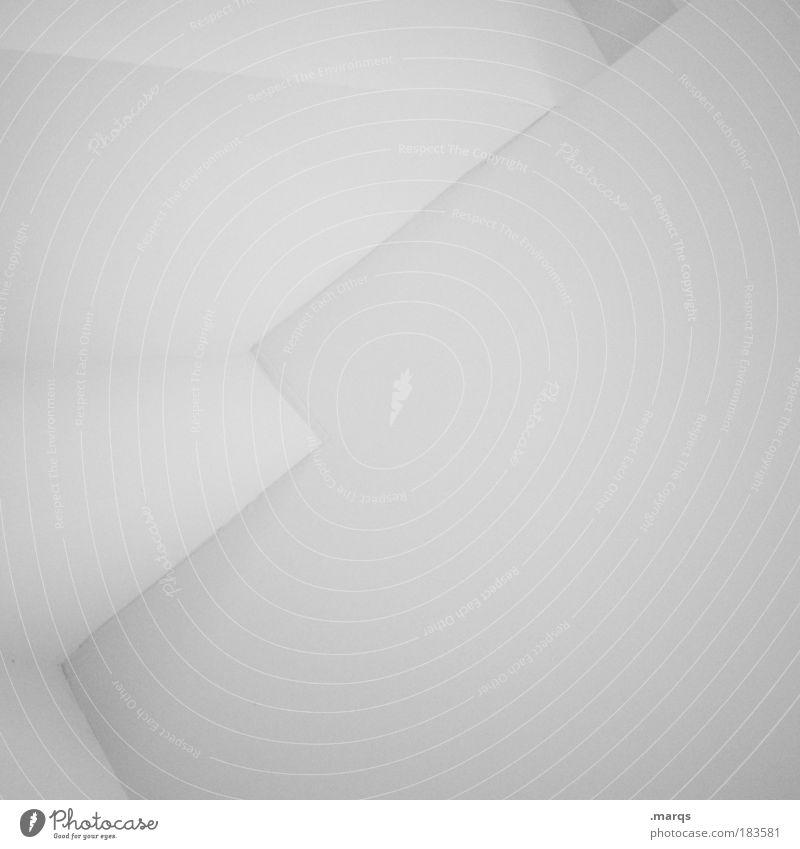 E(mpty) Schwarzweißfoto Innenaufnahme Experiment abstrakt Menschenleer Textfreiraum links Textfreiraum rechts Textfreiraum oben Textfreiraum unten