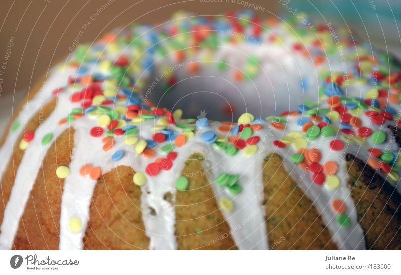 Konfetti | Geburtstag Lebensmittel Milcherzeugnisse Teigwaren Backwaren Kuchen Süßwaren Ernährung Kaffeetrinken Küche Veranstaltung Feste & Feiern Kindheit