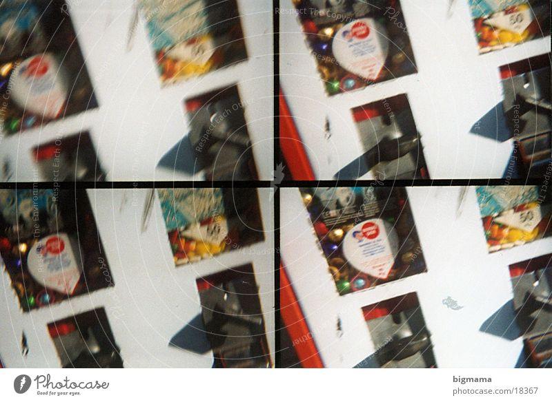 Automat Kugel Lomografie Kaugummi