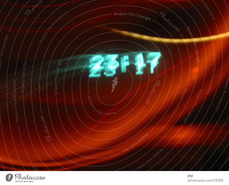 fliegende Zeit fliegen Zeit Uhr