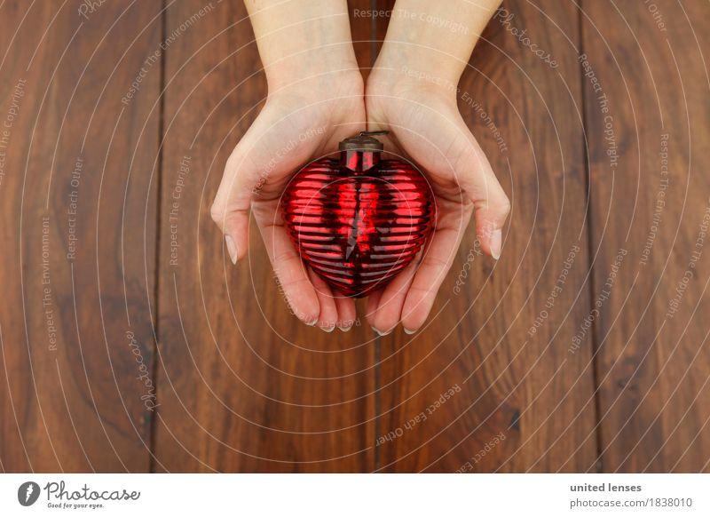 AKCGDR# Mit Herz... und so... Kunst Kunstwerk ästhetisch Weihnachten & Advent Postkarte herzlich herzhaft herzförmig herzlos Herz-/Kreislauf-System herzbewegend
