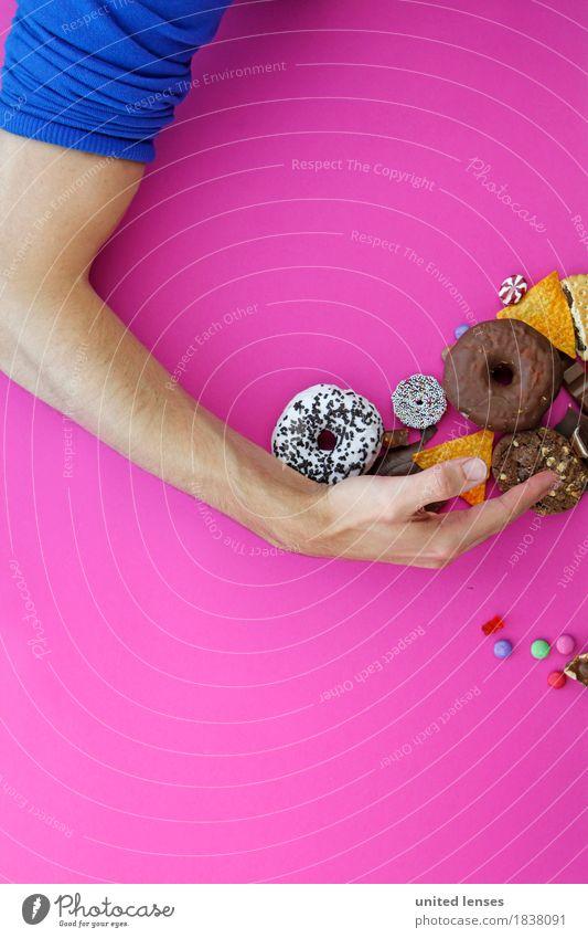 AKCG# Süßigkeiten-Amerika II Hand Kunst Party rosa ästhetisch Arme Jugendkultur lecker Show Gemälde Veranstaltung Schokolade Diät Bonbon Kunstwerk greifen