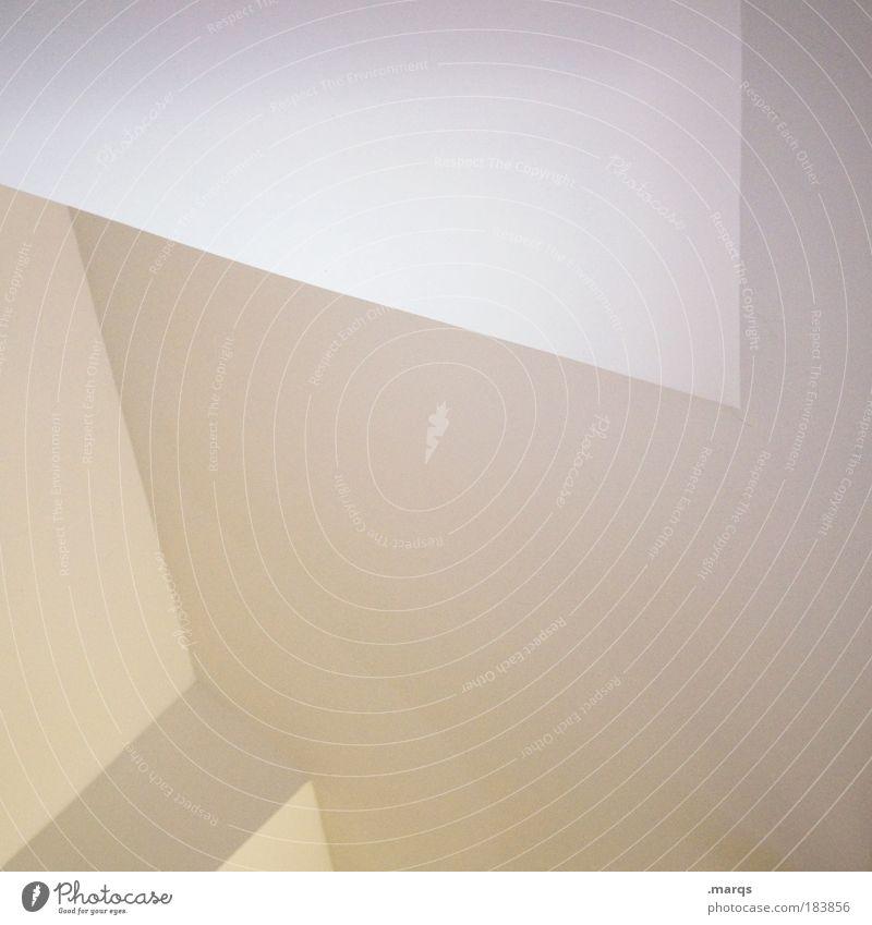 Interieur Farbfoto Gedeckte Farben Innenaufnahme Experiment abstrakt Muster Textfreiraum Mitte Licht Schatten elegant Stil Design Innenarchitektur Gebäude