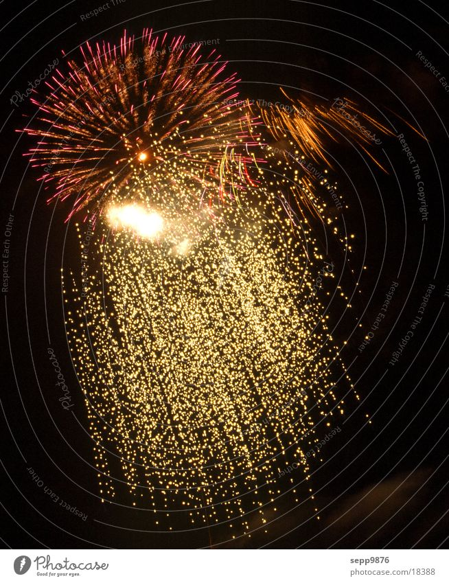 Feuerwerk Freizeit & Hobby Abend Feste & Feiern