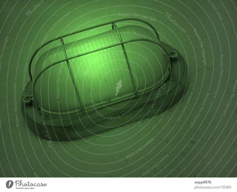 Green Light grün Lampe Häusliches Leben