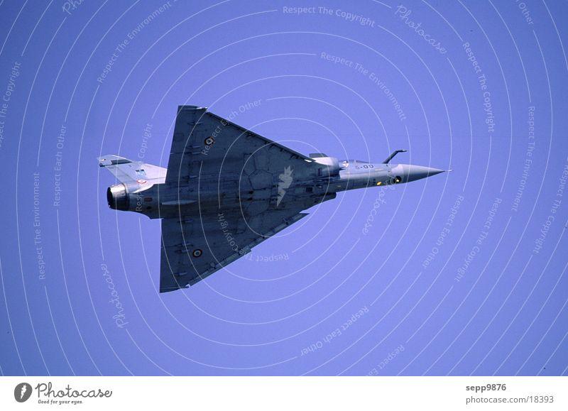 Flieger Flugzeug Luftverkehr Düsenflugzeug Flugschau Düsenjäger