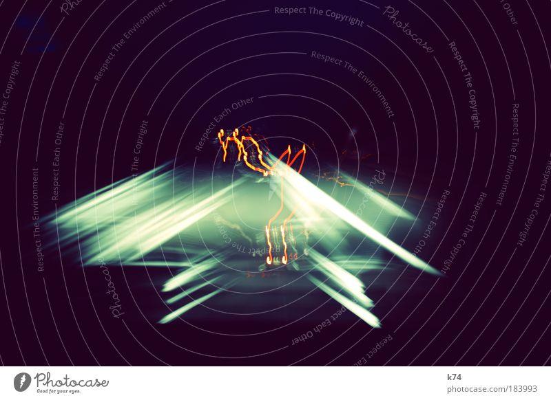 ROADTRIP Ferien & Urlaub & Reisen Straße Bewegung Freiheit träumen Zeit frei Verkehr Geschwindigkeit fahren wild Autobahn leuchten Stil Verkehrswege Autofahren
