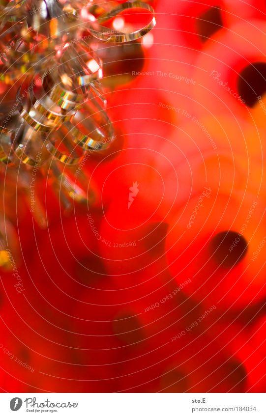 weihnachtskarte Farbfoto Innenaufnahme Nahaufnahme Detailaufnahme Makroaufnahme abstrakt Muster Strukturen & Formen Kunstlicht Blitzlichtaufnahme Licht Schatten