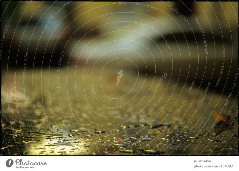 602, Wetterrückstand Natur Wasser Einsamkeit Herbst dunkel Umwelt Traurigkeit träumen PKW Regen Kunst glänzend Platz Verkehr Klima ästhetisch