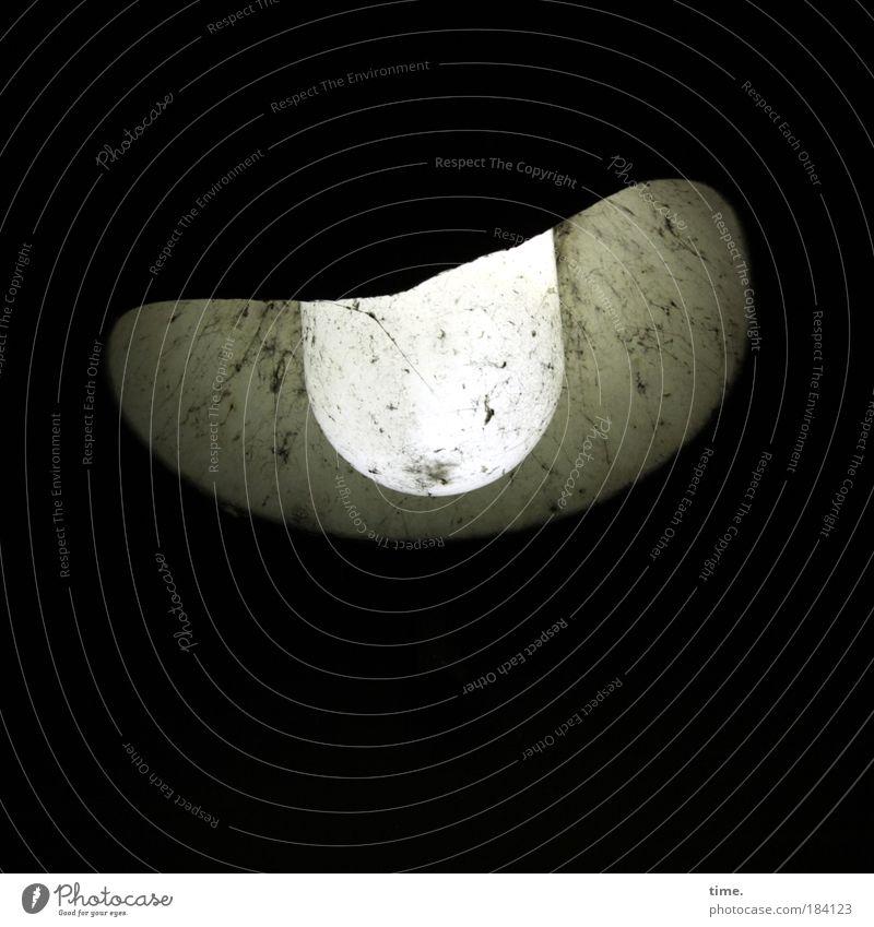 Treffpunkt Lampe dunkel hell dreckig hoch Insekt Hut Laterne erleuchten Heimat Stechmücke Lampenschirm Unterführung Anziehungskraft passend Klebrig