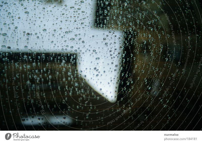 603, Reflexion des 09.11.09 Himmel Stadt Haus Gefühle Umwelt träumen Traurigkeit Regen Kunst Wassertropfen frei Dach Neugier Zeichen entdecken Lebensfreude