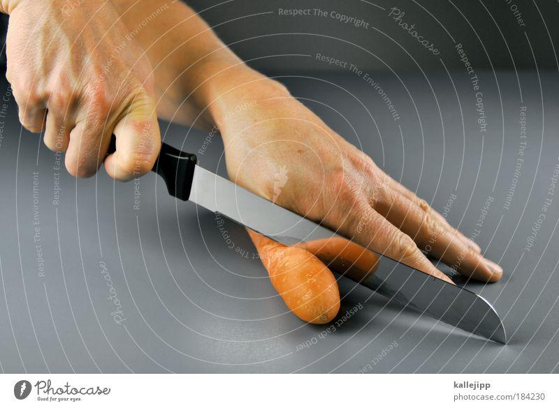 good for your fingers Mensch Mann Hand Kapitalwirtschaft Erwachsene Ernährung Nahaufnahme Lebensmittel Gesundheitswesen Arme maskulin Finger Experiment Desaster