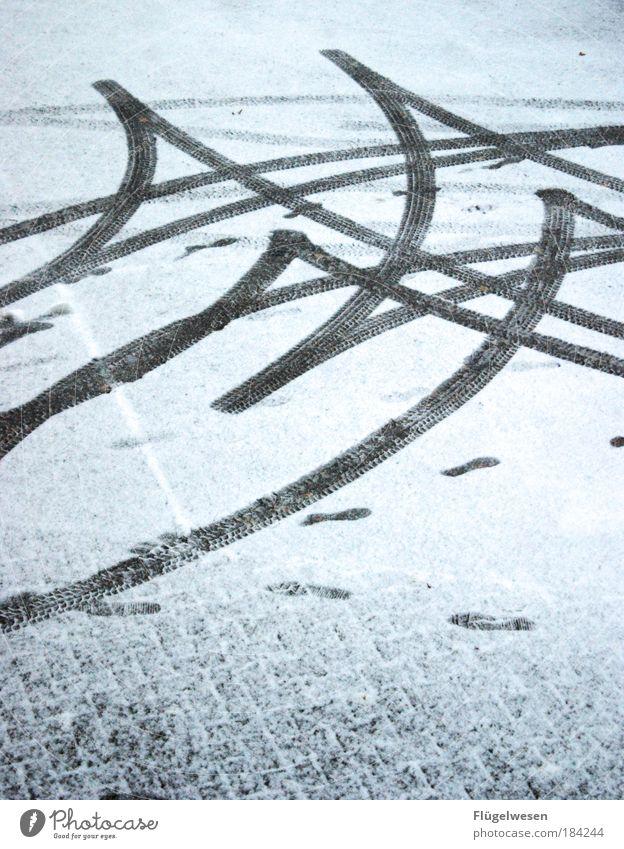 Freestyle Wintersports Wasser Winter Schnee Wege & Pfade Kunst Mensch Umwelt modern Klima beobachten fest Leidenschaft frieren Idee Fahrzeug Glätte