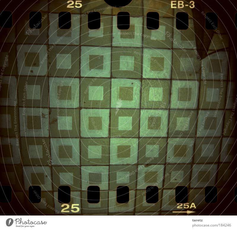 Azulejos alt grün Wand Mauer Kunst grau Dekoration & Verzierung gold authentisch einfach Neigung Buchstaben Ziffern & Zahlen Fliesen u. Kacheln Quadrat eckig