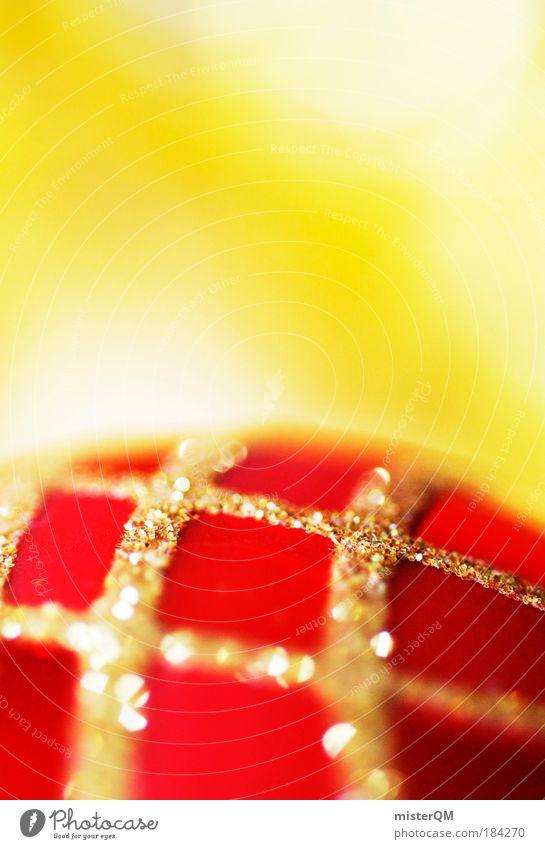 Merry Christmas - Golden Times Farbfoto Gedeckte Farben mehrfarbig Innenaufnahme Studioaufnahme Nahaufnahme Detailaufnahme Makroaufnahme abstrakt Muster