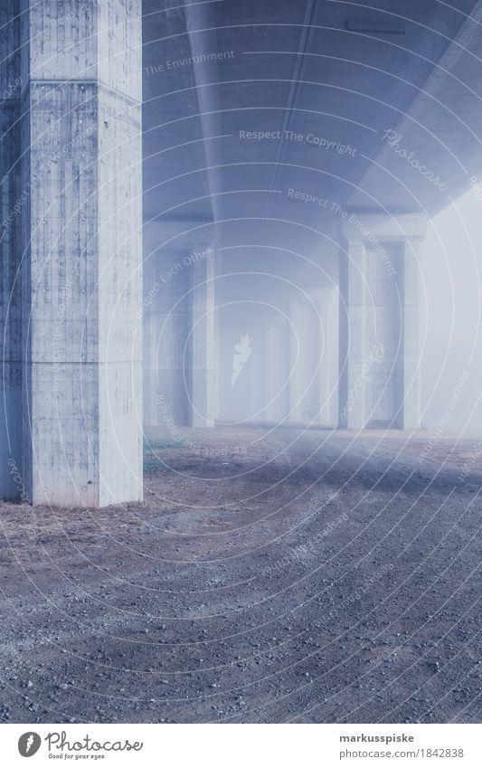 betonpfeiler Natur Straße Umwelt kalt Architektur Wand Gebäude Mauer Verkehr trist ästhetisch Vergänglichkeit Brücke Turm Bauwerk entdecken