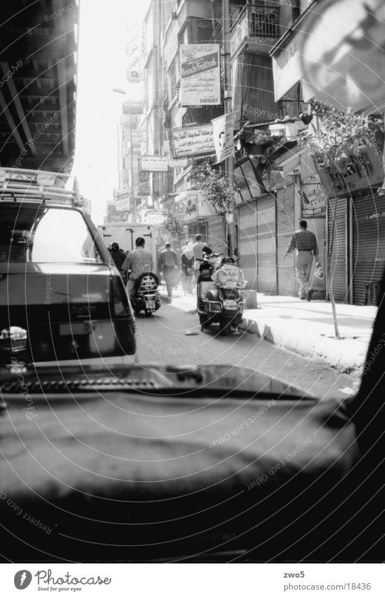 cairo01 Verkehr