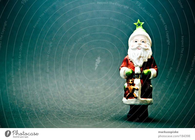 nikolaus Textfreiraum links Lifestyle Stil Design Wohnung einrichten Innenarchitektur Dekoration & Verzierung Feste & Feiern Baum Nikolausmütze Weihnachtsmann