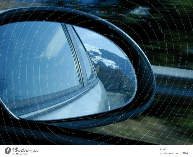 autospiegel Natur Ferien & Urlaub & Reisen PKW Verkehr