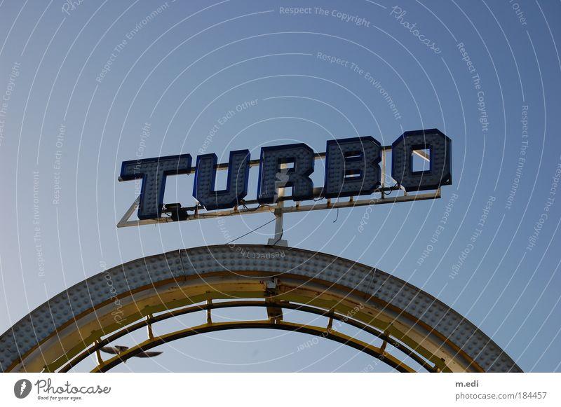 TURBO Freude Geschwindigkeit Kitsch Sehenswürdigkeit Achterbahn Krimskrams Brighton