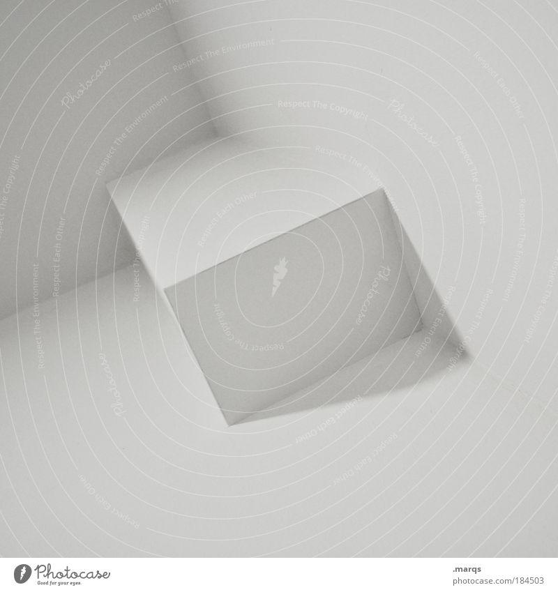 Klotz Gedeckte Farben Innenaufnahme Experiment abstrakt Strukturen & Formen Menschenleer Textfreiraum oben Textfreiraum unten Lifestyle Stil Design