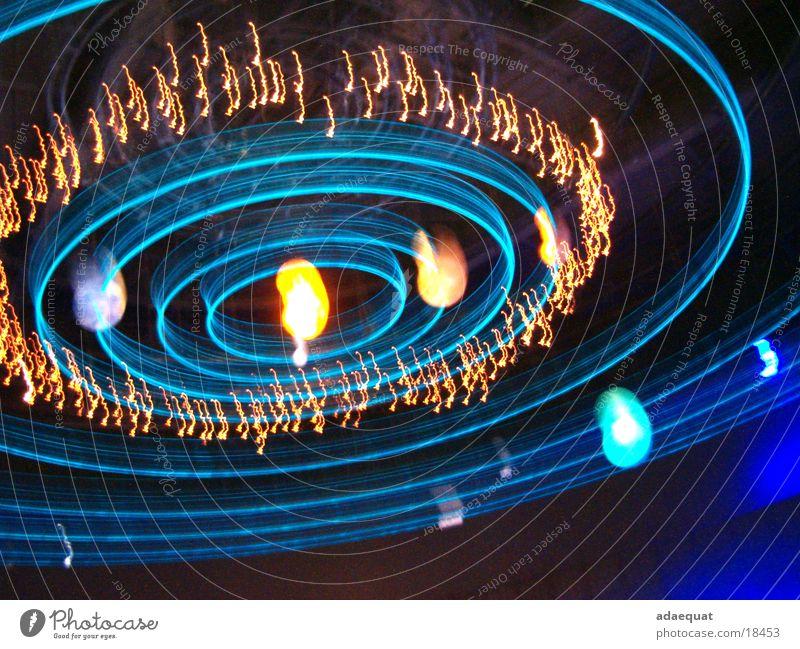 Sternen Geschwindigkeit Weltall Planet
