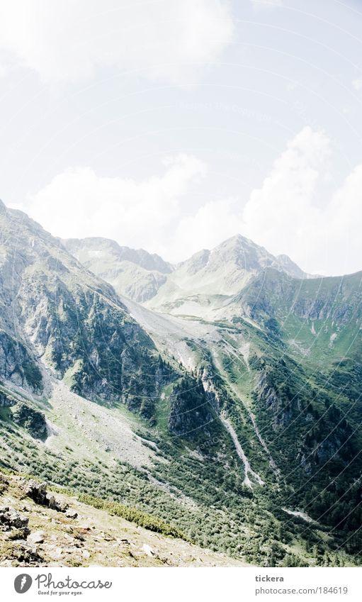 Rottenmanner Tauern Ferien & Urlaub & Reisen Berge u. Gebirge Landschaft Felsen Erde Klettern Alpen Gipfel Bergsteigen