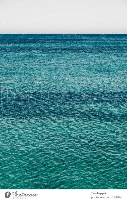 Meer. Meer. Und Meer. Natur Wasser Himmel grün blau Strand Ferien & Urlaub & Reisen Erholung See Landschaft Wellen Küste Wetter Umwelt Wassertropfen