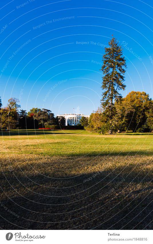 The White House Washington USA Hauptstadt Sehenswürdigkeit Weißes Haus authentisch bedrohlich historisch reich Erotik stark Ehre selbstbewußt Kraft Macht