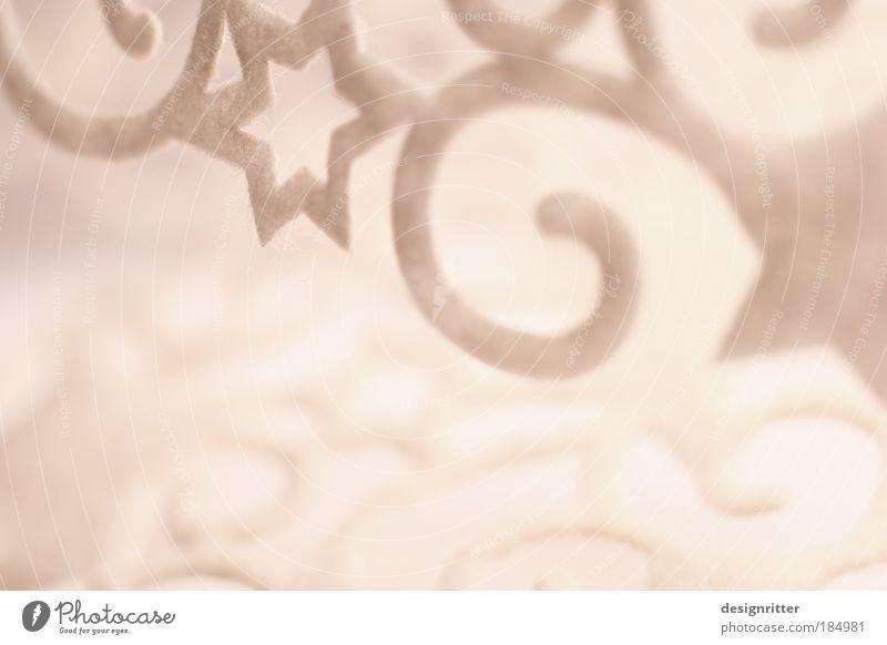 Mädchenweihnachtsbild schön Schminke Rouge Dekoration & Verzierung Tischdekoration Ornament Freundlichkeit Fröhlichkeit hell Kitsch niedlich Wärme weich rosa