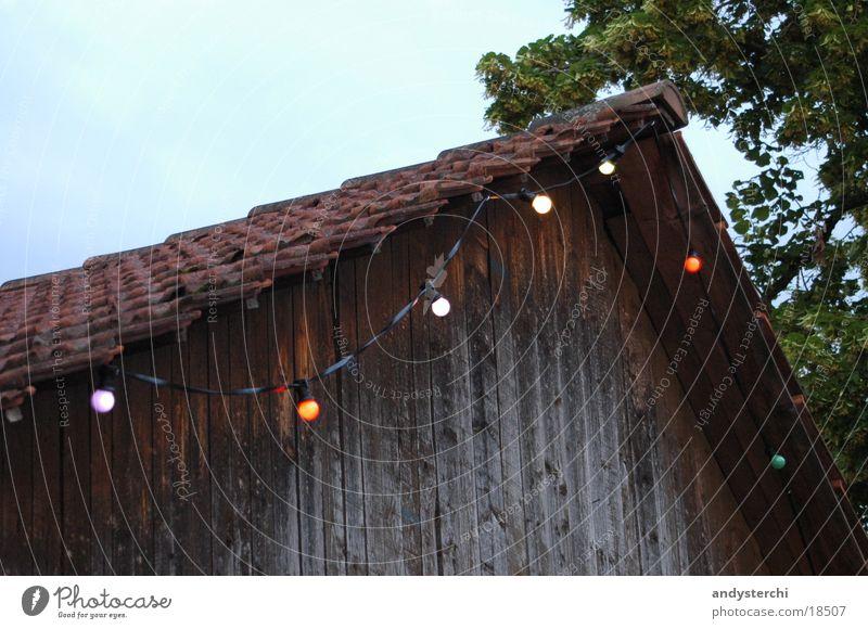 Party Himmel Baum Blatt Farbe Holz Freizeit & Hobby Bauernhof Stall Lichterkette