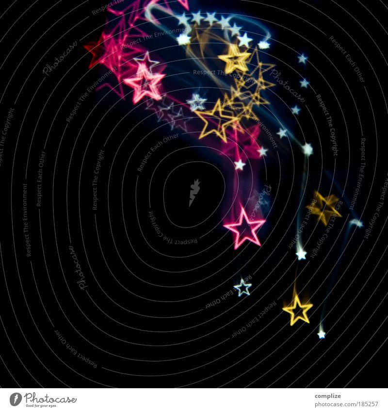 Star Wars Nachtleben Entertainment Diskjockey Feste & Feiern Silvester u. Neujahr Technik & Technologie Fortschritt Zukunft Medien E-Mail Zeichen gelb rot weiß