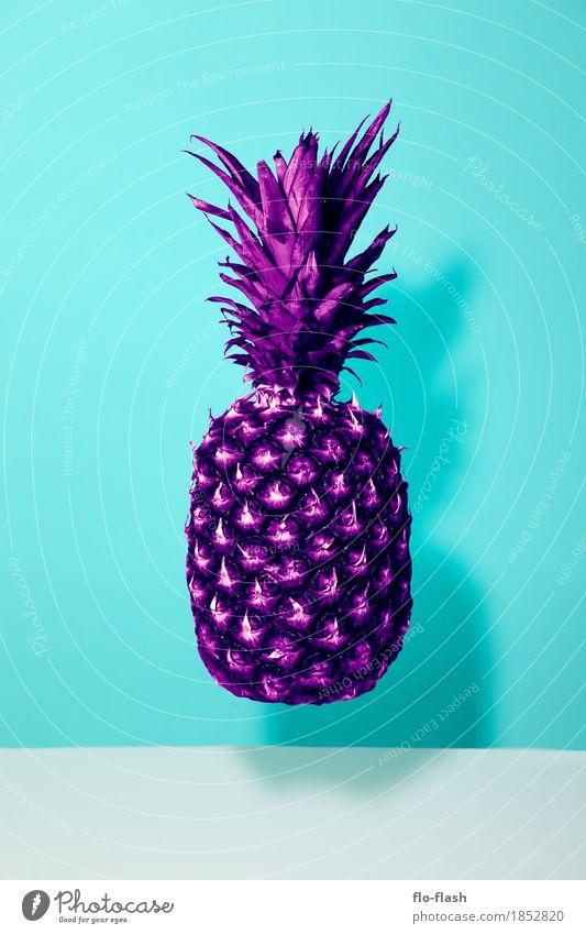 Wie buchstabiert man Ananas? Natur blau schön Leben Lifestyle Gesundheit Stil Kunst Lebensmittel Feste & Feiern Design rosa Frucht elegant süß kaufen