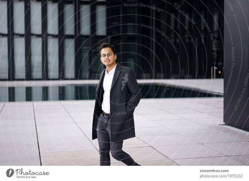 Business Lifestyle kaufen Reichtum elegant Stil Berufsausbildung Azubi Praktikum Studium lernen Student Arbeit & Erwerbstätigkeit Büroarbeit Arbeitsplatz