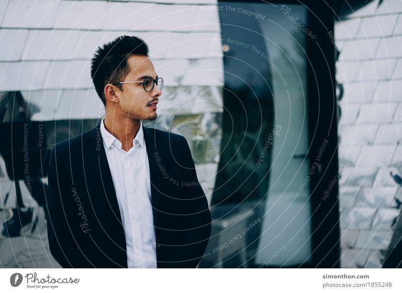 Perspektive Lifestyle Reichtum elegant Stil Berufsausbildung Azubi Praktikum Studium lernen Student Arbeit & Erwerbstätigkeit Arbeitsplatz Büro Business