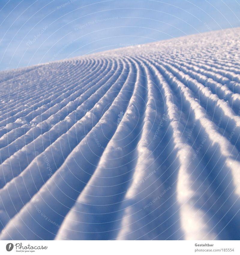 Japanischer Garten Ferien & Urlaub & Reisen Landschaft Winter Berge u. Gebirge Schnee Tourismus Ordnung frisch ästhetisch Vergänglichkeit Streifen Muster
