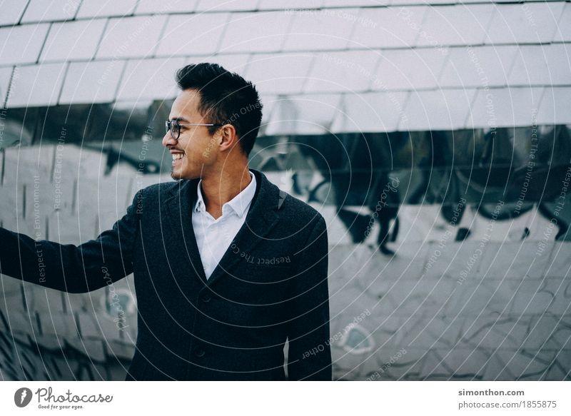 Zukunft Mensch Erholung sprechen Senior Lifestyle Stil Business Arbeit & Erwerbstätigkeit maskulin Freizeit & Hobby Zufriedenheit elegant Erfolg Beginn Energie