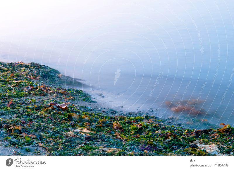 Zeit vergeht Natur Wasser Ferien & Urlaub & Reisen Sommer Meer Strand Ferne Freiheit Bewegung Küste Stein hell Wellen Wind elegant Insel