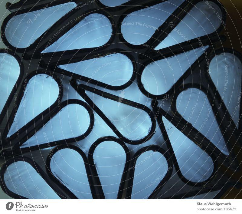 Ordnungshüter Aktenordner Kunststoff blau schwarz Lichtleiter Farbfoto Innenaufnahme Studioaufnahme Detailaufnahme Makroaufnahme Menschenleer Kunstlicht