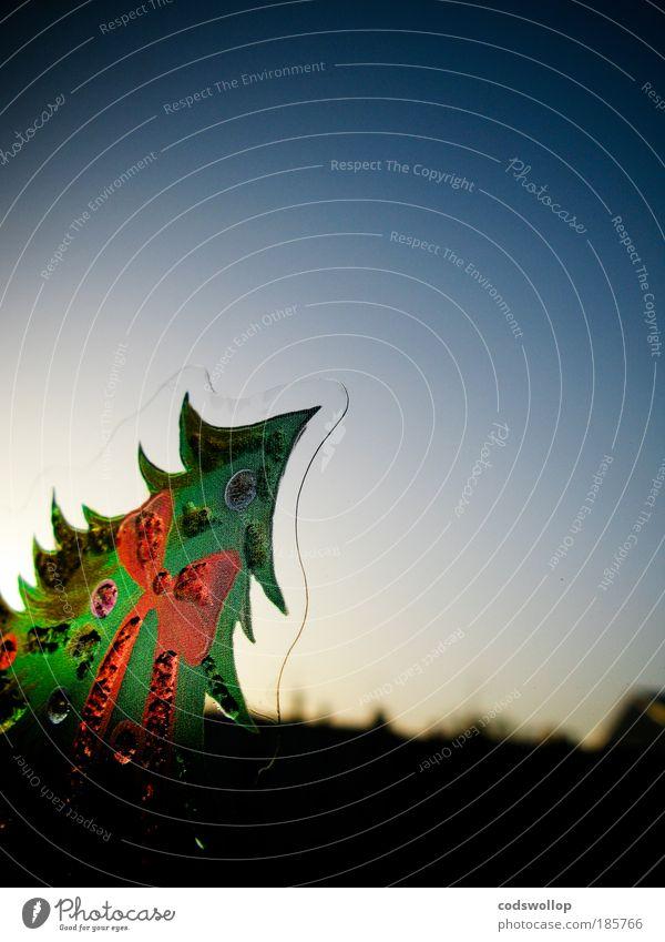 green plastic christmas tree Weihnachten & Advent Baum Winter ästhetisch Weihnachtsbaum Kitsch Dekoration & Verzierung Tanne trashig Vorfreude festlich
