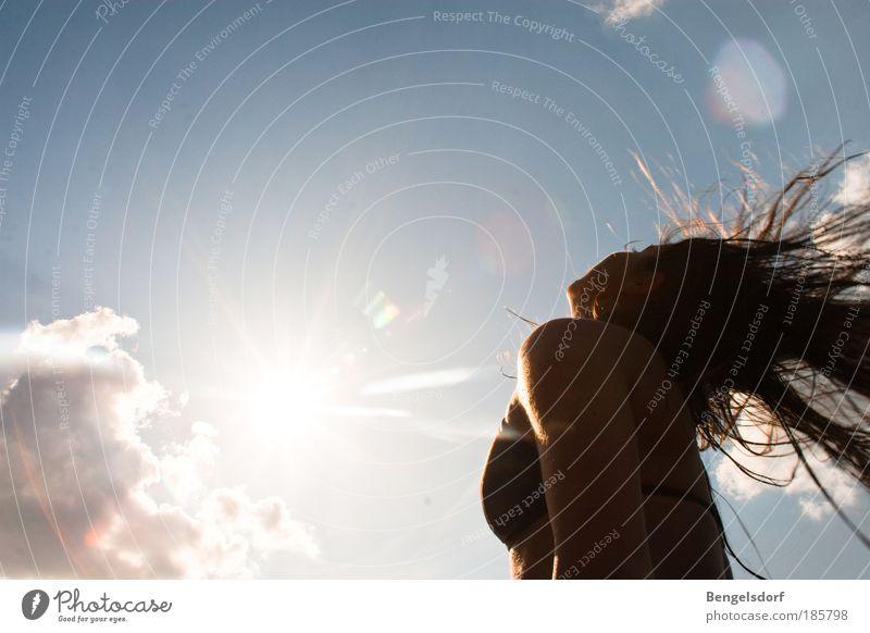 Touched by the sun Leben harmonisch Wohlgefühl Zufriedenheit Sinnesorgane Erholung ruhig Freizeit & Hobby Ferien & Urlaub & Reisen Tourismus Ausflug Ferne