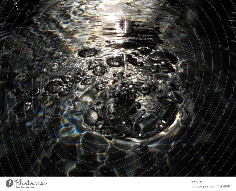 Happy Birthday, Photocase Wasser grau Wassertropfen Urelemente tropfend Wasserlinie
