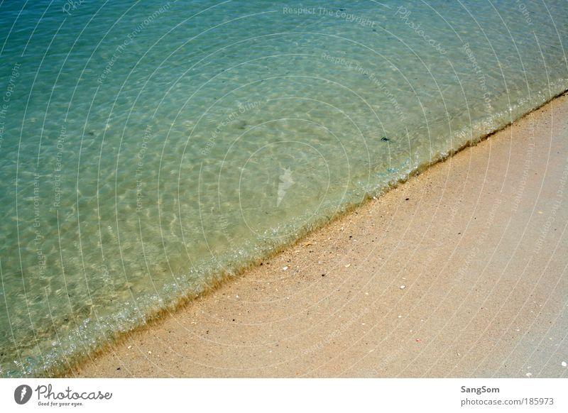 Happy Birthday, Photocase! Natur Wasser Meer Sommer Strand Ferien & Urlaub & Reisen Erholung Sand Wärme Wellen Schönes Wetter