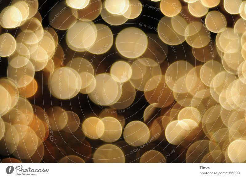 Lichterglanz schön Wärme Leben Beleuchtung Bewegung Feste & Feiern Lampe Stimmung Unschärfe Energiewirtschaft leuchten gold Fröhlichkeit Tanzen Lebensfreude