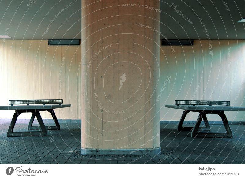 doppel Haus Wand Stil Sport Mauer Spielen Glück Lifestyle Wohnung Häusliches Leben Freizeit & Hobby elegant Hochhaus Tisch Netz Doppelbelichtung