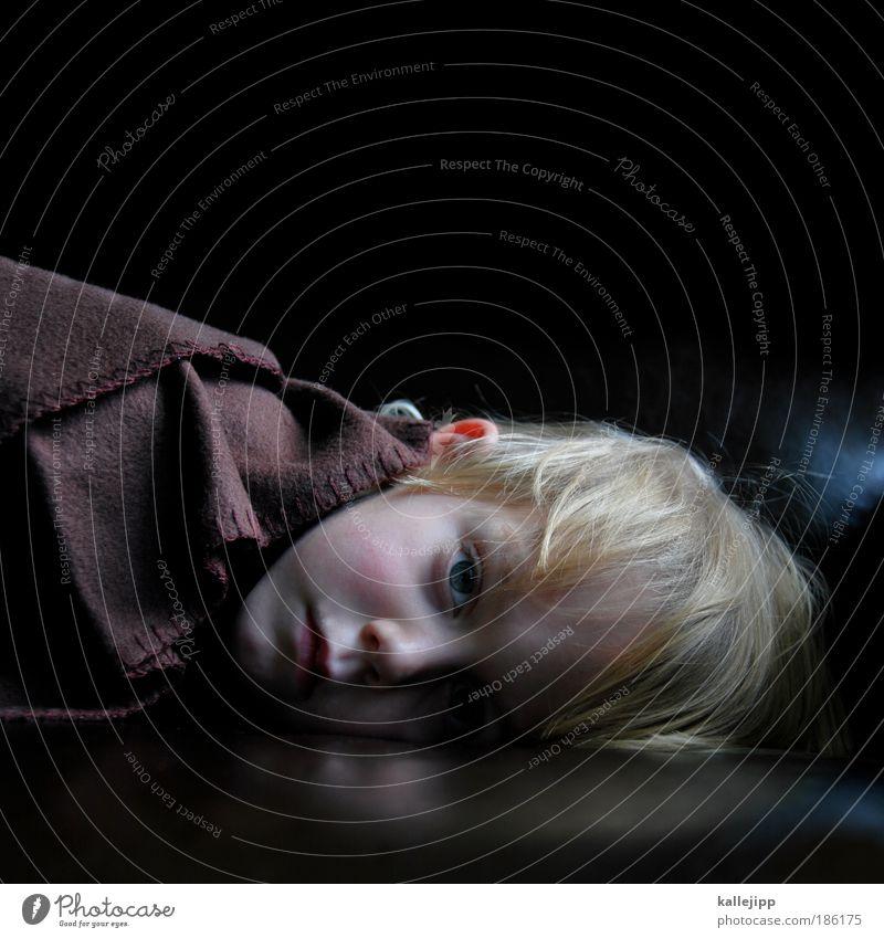 ich sehe was, was du nicht siehst Mensch Kind Haus Gesicht Auge Junge Haare & Frisuren Kopf träumen Wohnung Kindheit liegen Mund Porträt Nase Häusliches Leben