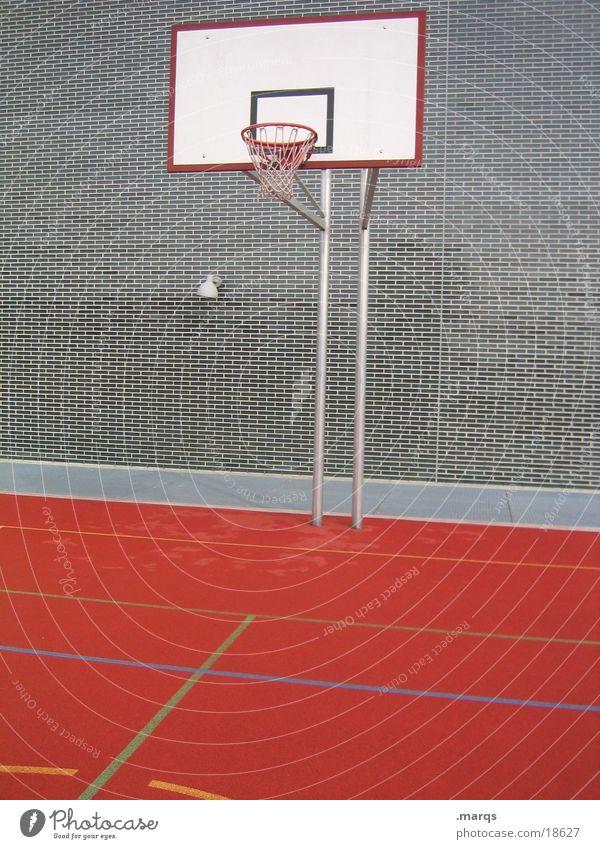 Basket Korb Feld Angriff Defensive Sport Spielen Ballsport Basketball Kreis Rebound Bewegung werfen marqs
