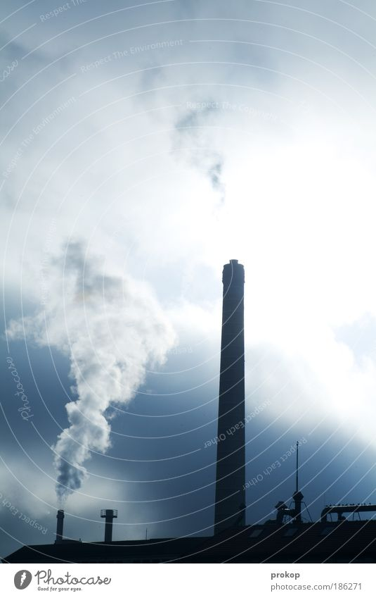 So much beauty in waste Himmel Natur Wolken Umwelt Kraft Klima Energie authentisch trist Fabrik Bauwerk Skyline Stress Maschine Zukunftsangst Zerstörung